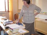 Kurssin opettaja oli äidinkielenopettaja Tarja Niku-Raitanen.